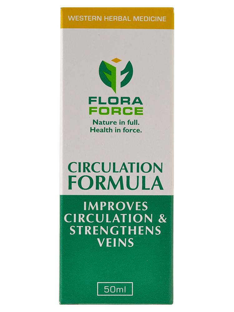 flora force circulation formula box