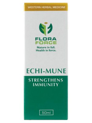 flora force echi-mune drops box