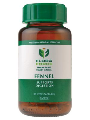 flora force fennel capsules