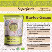 drasanvi barley grass powder information